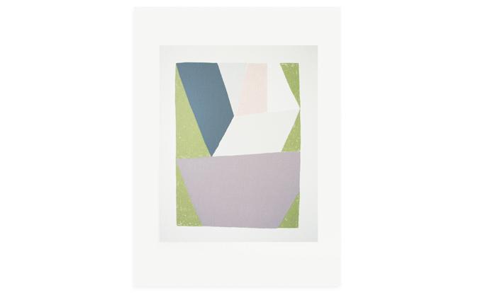 Study-in-seven-II, 47 x 35cm, edition 20, screenprint on Fabriano Rosapina, 2013,