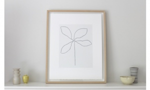 Four Leaves, 57 x 45cm edition 70, available