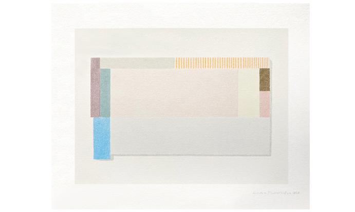 Tinker, 2020, screenprint on Fabriano, 36 x 24cm,