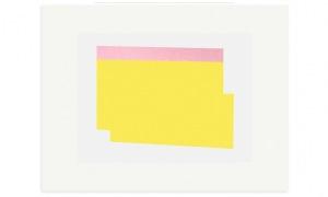 Sunlight 76 x 56cm screenprint on Fabriano