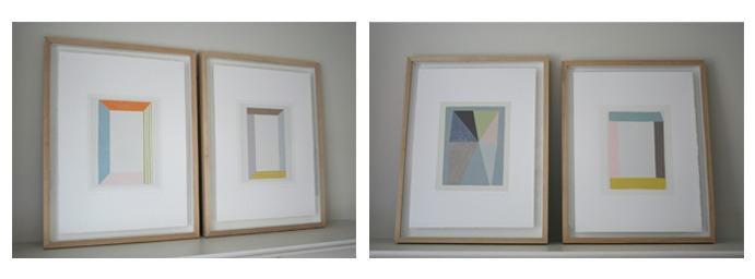 framed work II