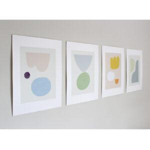 Set Of Original Prints
